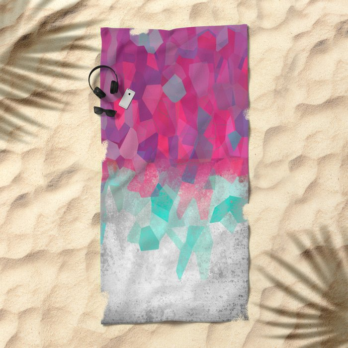 Festival Beach Towel
