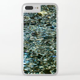 Mercurial Prismatic Waves Clear iPhone Case