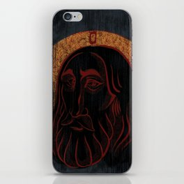 The Compassionate Christ iPhone Skin