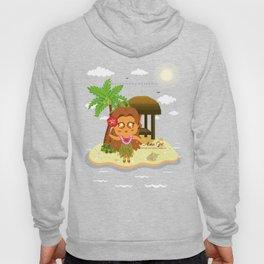 Aloha Girl Hoody