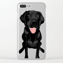 Jasper Clear iPhone Case