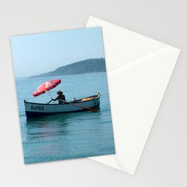 One Man and His Boat Stationery Cards