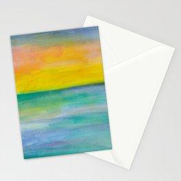 Ocean Sunrise Series 1 Stationery Cards