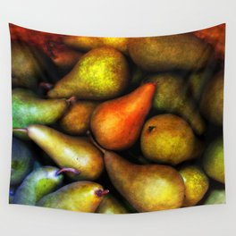 Still Life with Pears Wall Tapestry