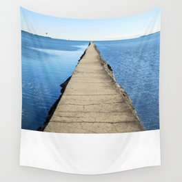 Journey to the End of The Earth Wall Tapestry