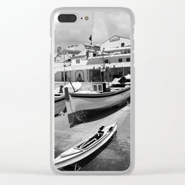 Harbour Clear iPhone Case