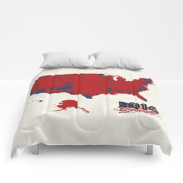 2016 Election Results Comforters