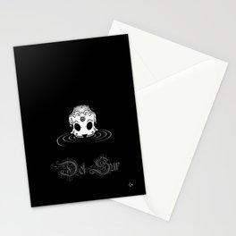 the DRIFTER skull Stationery Cards
