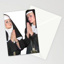 Saint Paris Hilton and Nicole Richie Stationery Cards