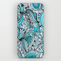 crystal iPhone & iPod Skins featuring Crystal by DuckyB