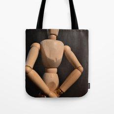 Artistic Nude Tote Bag