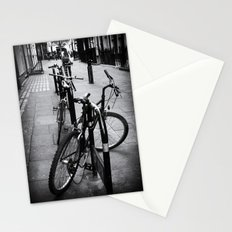 Bikes in London Stationery Cards