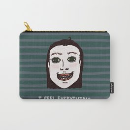 Too Much-ness Carry-All Pouch