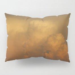 Burning Sky Pillow Sham