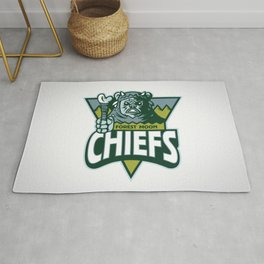 Forest Moon Chiefs Rug