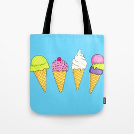 Ice cream (Sweets #4) Tote Bag