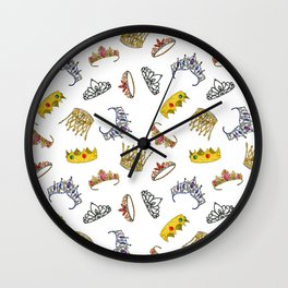 Crown for the Queen Wall Clock