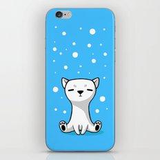 Polar Cub iPhone Skin