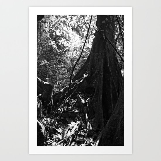 Fundation No.1 Art Print