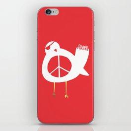 Peace Pirate iPhone Skin