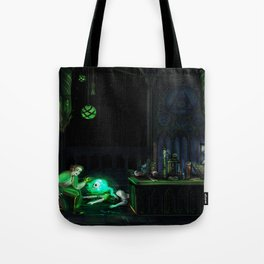 The Alchemy Lab Accident Tote Bag