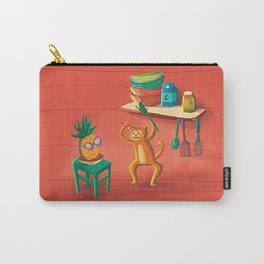 Funny Kitchen Carry-All Pouch