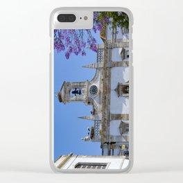 Arco da Vila, Faro Clear iPhone Case