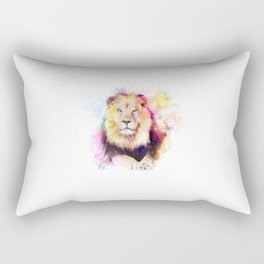 Sunny lion Rectangular Pillow