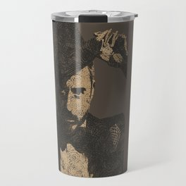 Mystery Unraveled  Travel Mug