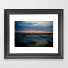 Cannon Beach Oregon Coast 4 Framed Art Print