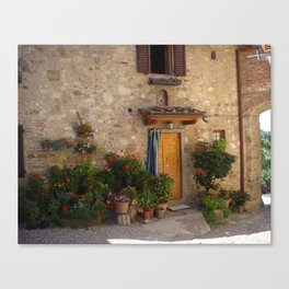 toscana 612 Canvas Print