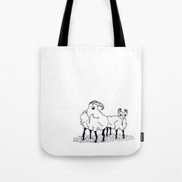 Goats Tote Bag