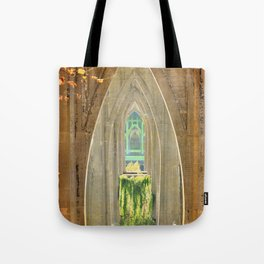 CATHEDRAL PARK ARCHES - ST. JOHNS Tote Bag