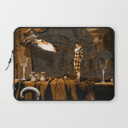 After theater (Gulliver in the giant country) Laptop Sleeve