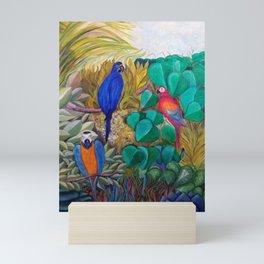 Loros Mini Art Print