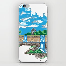 Pixelfalls iPhone Skin