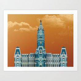 City Hall - Philadelphia Art Print