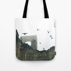 Gone with the wind... Tote Bag