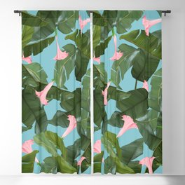 Wild Flower #society6 #decor #buyart Blackout Curtain