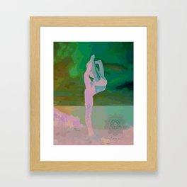 Inhale Exhale Printable Wall Art DIGITAL DOWNLOAD Framed Art Print