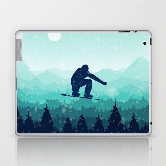 Snowboard Skyline II by giart