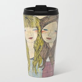 I'll Be There With Bells On Metal Travel Mug