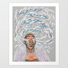 Terence Koh Art Print