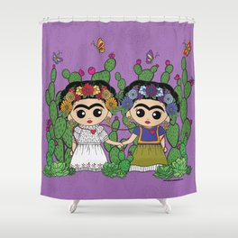 Us Shower Curtain