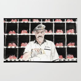 "The Big Lebowski ""Saddam"" Rug"