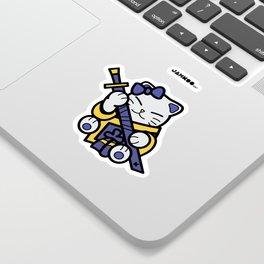 BR - Hello Shiro Sticker