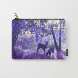Deer In Another Light Carry-All Pouch
