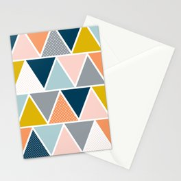 Triangulum Retreat Stationery Cards