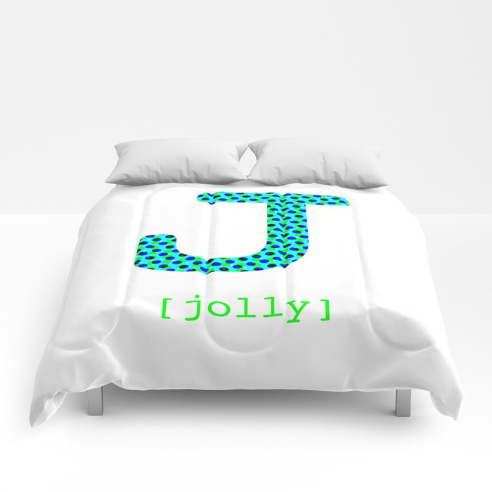 #J [jolly] Comforters