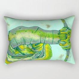 The Snail Rectangular Pillow